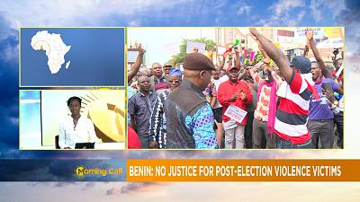 Benin: court dismiss case for victims of election violence [Morning call]