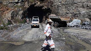 RDC : au moins 22 morts dans l'accident d'un camion de transport de minerais