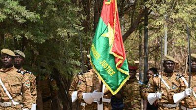 """Burkina-jihadistes : hommage aux 204 militaires """"tombés pour la patrie"""""""