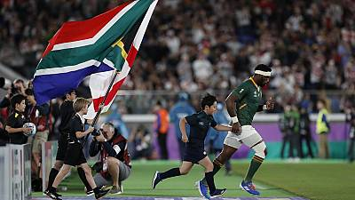 Historic black captain leads South Africa to win 2019 Rugby World Cup