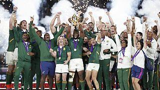 Mondial-2019: une victoire qui va au-delà du rugby pour Habana et Jean De Villiers