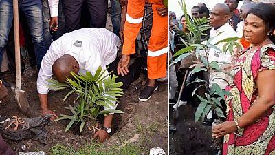 RDC: Martin Fayulu appelle les citoyens à planter des arbres pour lutter contre les incendies de forêt