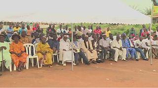 """Côte d'Ivoire : rassemblement """"pour la paix"""" à Gagnoa"""