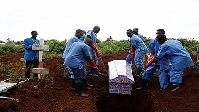 Journalist working in Ebola combat killed in eastern DR Congo