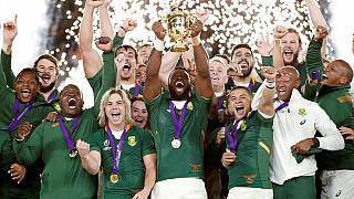 Rugby WC: South Africa collects Player, Coach and Team of the Year awards