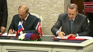 Turkey agrees to let work start on SouthStream