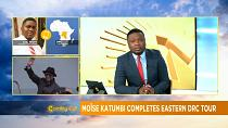 DRC: Moise Katumbi concludes tour of eastern region [Morning call]