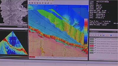 Des scientifiques étudient des canyons situés au fond des eaux australiennes