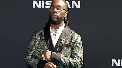 Nigeria's Burna Boy wins Best African Act at MTV awards