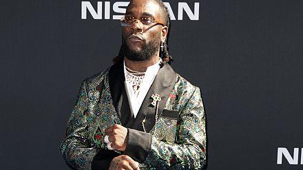 Nigeria's Burna Boy wins Best African Act at MTV awards