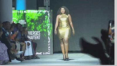 Congo fashion week : les femmes rondes à l'honneur
