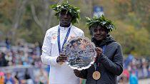 Marathon de New York : le Kenya fait coup double