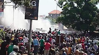Guinée : nouvelle manifestation sanglante contre le président Condé
