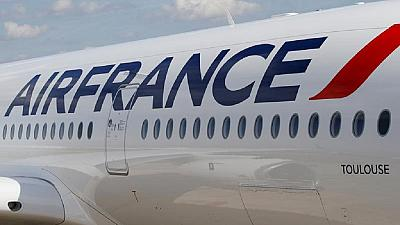Liberia president celebrates Air France's 2020 return to Monrovia