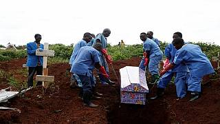 UN, DRC condemn violence against Ebola health workers