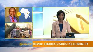 Uganda: Police crackdown on protest of journalists and students [Morning Call]