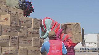 WFP, partners distribute food aid to flood hit Somalia