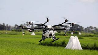 Researchers pilot drone spraying to combat malaria in Zanzibar