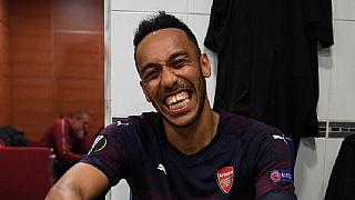 Gabon skipper Aubameyang is Arsenal's new captain