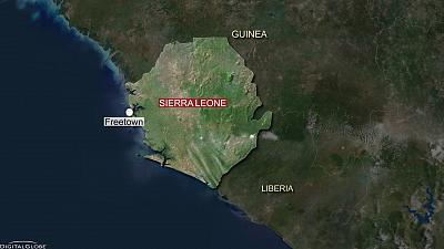 Dozens trapped as building collapses in Sierra Leone