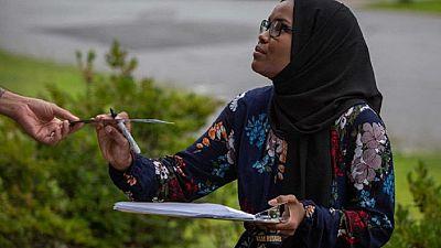 Somali woman 'beats' internet trolls to win in US municipal polls