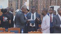Promoting saving in Benin