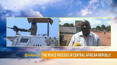 Qu'en est-il du processus de paix en Centrafrique [Morning Call]
