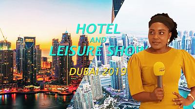 Hotel and Leisure show Dubai 2019 [VIDEO]