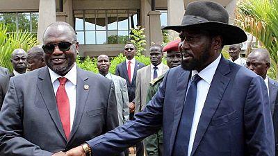 S. Sudan's Kiir, Machar to meet in Uganda today