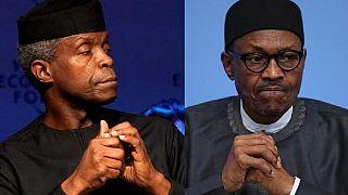 Nigeria: ça chauffe entre Buhari et son vice-président