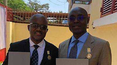 Angola: deux défenseurs des droits de l'homme décorés par le président Lourenço