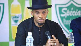 """""""Les joueurs africains ne sont pas respectés"""" - Eto'o"""