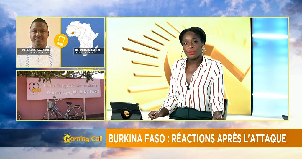 Burkina Faso : Quelles solutions face aux attaques ? [The Morning Call]