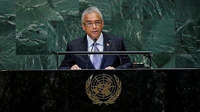 Mauritius' incumbent PM wins five-year term - Interim results