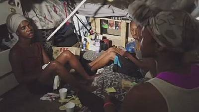 Homeless trans sex workers in Cape Town want equality