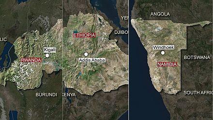 Rwanda, Namibia, Ethiopia named among world's top 30 travel destinations