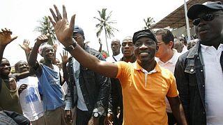 """Le jugement de Blé Goudé par un tribunal ivoirien, un """"harcèlement politique"""" (parti)"""