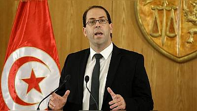 Tunisia PM visits Algiers, talks economy, security issues