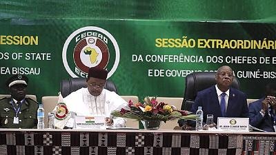 ECOWAS pressure forces Guinea-Bissau PM to quit after days in office