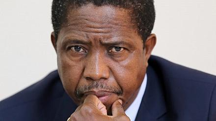 Zambia's Lungu vows to contain national debts to manageable levels