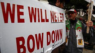 Algerians pile pressure on ruling elite as polls loom