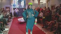 Tunis fashion show for cancer patients
