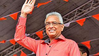 Mauritius Prime Minister Pravind Kumar Jugnauth wins election