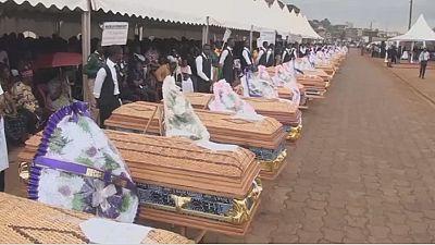 Cameroun : l'hommage aux victimes de Bafoussam