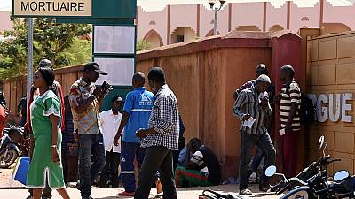 Remains of Burkina Faso attack victims released to families