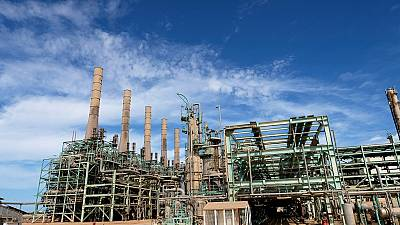 Libya's oil company reports rise in October revenues