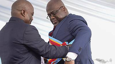 RDC : tensions au sein de la coalition Tshisekedi/Kabila