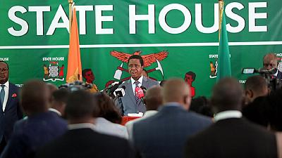 Zambia president pardons high-profile prisoners on his 63rd birthday