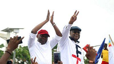 RDC: il y a un an Kamerhe et Tshisekedi promettaient de renoncer à la politique