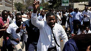 Zimbabwe : les médecins maintiennent la pression sur le gouvernement